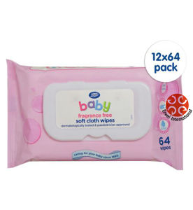 Delicate Wet Wipes for Baby′s Daily Hygiene Flushable Wipes pictures & photos