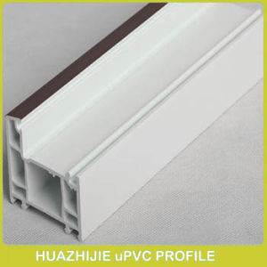 Plastic PVC Profile for Doors and Windows pictures & photos