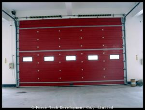Remote Control Automatic Garage Doors with High Quality pictures & photos