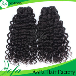 Wholesale 100% Unprocessed Virgin Remy Hair Human Hair Weft pictures & photos