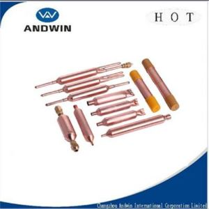 Refrigerator Part Copper Filter Drier/Brass Needle Filter Drier/Air Conditional Part pictures & photos