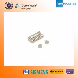 D4*5mm SmCo Magnet pictures & photos