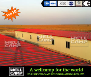 Hot-Sale Modular Steel Structure Workshop Steel Warehouse pictures & photos