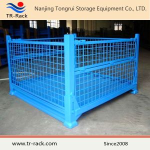 Heavy Duty Steel Foldable Mesh Cage with High Quality pictures & photos