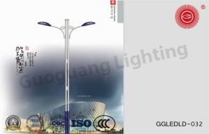 High Quality 60W/120W IP65 Single/Double Street Light pictures & photos