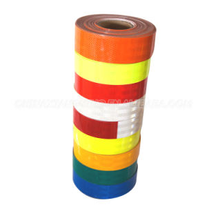 High Quality Wholesale New Style Prismatic Conspicuity Reflective Marking Tapes pictures & photos
