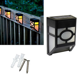 10LEDs Solar Garden Security Lamp pictures & photos