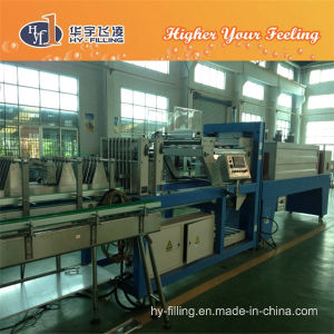 PE Film Shrink Wrapping Machine pictures & photos