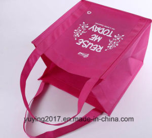 Handle Non Woven Shopping Bag with Customized Size pictures & photos