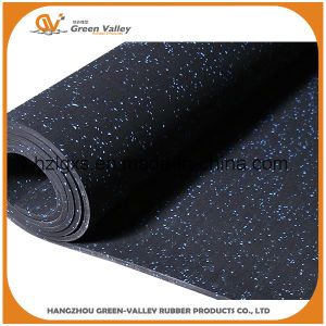 Colorful Anti-Shock Gym Flooring Rubber Mats Rubber Rolls pictures & photos