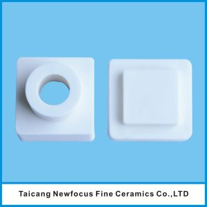 Small Alumina Square Pad pictures & photos