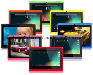 Promotion Gift 7inch LED Touchscreen WiFi Android Tablets Q88 (MID7W01B) pictures & photos