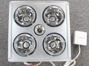 Ceiling Mounted Infrared Lamp Bathroom Heater 3 in 1 pictures & photos