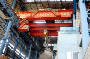 Casting Overhead Crane with Low Price pictures & photos