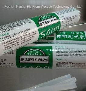 Elastic Sealant for Aluminum, Plate and Metal (S600 soft packing) pictures & photos