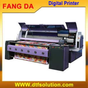 High Speed Low Cost Digital Roll to Roll Printer pictures & photos