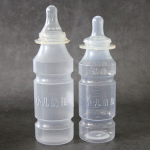 100ml, 120ml PE Material Disapossiable Feeding Bottle pictures & photos