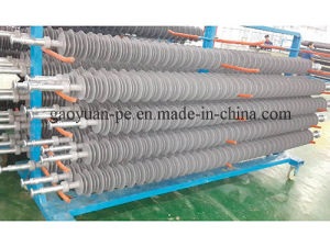Best Price Htv Silicone Rubber for Making Electric Power Composite Insulators Arresters Bushings pictures & photos