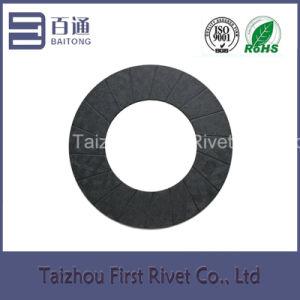 Model Fst204 Medium-Alkali (alkali-free) Glass Fiber Clutch Facing for Trucks