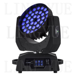 DMX Stage 36X12W RGBW LED Moving Head Beam pictures & photos
