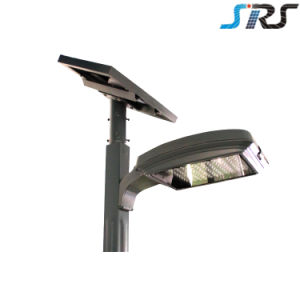 12V Adjustable Solar LED Garden Lighting Pole Light for Courtyard with Hot Selling in China pictures & photos