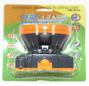 LED Torch Rechargeable Flashlight Head Lamp Headlight Searchlight pictures & photos