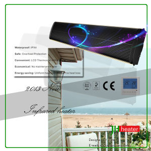 Garden Use Patio Infrared Heater 1000W-3200W pictures & photos