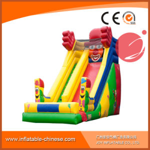 2017 Outdoor Playground Inflatable Slide Toy for Amusement T4-701 pictures & photos