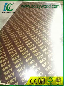Film Faced Plywood/Shuttering Plywood/Building Materials 1220X2440X18mm OEM for Customers pictures & photos