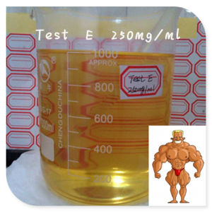 Anabolic Horomone Liquid Bodybuilding Chemical Testosterone Enanthate 250mg/Ml pictures & photos