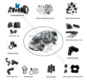 Rubber to Metal Motorcycle Silent Block pictures & photos