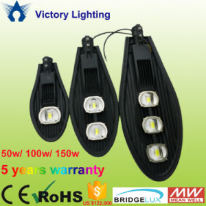 50W/100W/150W COB Solar 100W LED Street Light Housing pictures & photos