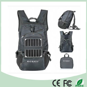 Fashion Foldable Solar Backpack with Solar Panel Charger (SB-158) pictures & photos