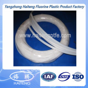 Soft White PTFE Tube pictures & photos