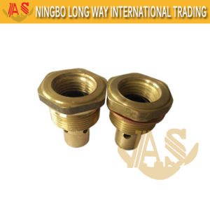 Gas Cylinder Safety Angle Valve for Africa pictures & photos