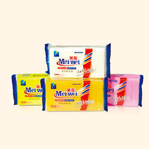 China Manufacturer Supply Cheap Price 160g Laundry Bar Soap pictures & photos