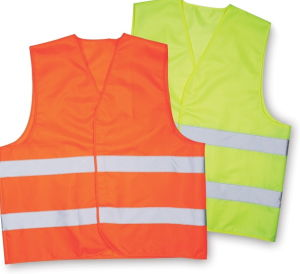Hot Sale En20471 & ANSI High Visibility Class 2 Reflective Safety Vest pictures & photos