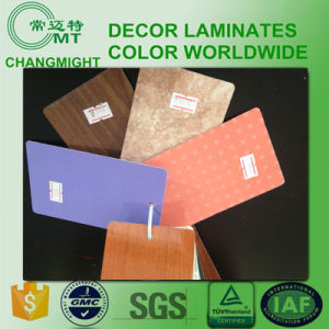 Kitchen Cabinet/Laminated Sheets/Decorative High-Pressure Laminate pictures & photos