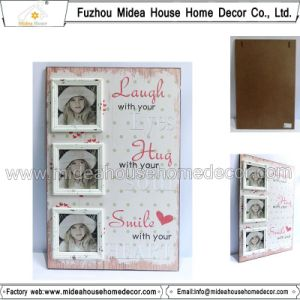 Distressed Wall Photo Frame Collage pictures & photos