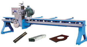 Semi-Auto Stone Polishing Machine for Cutting Granite/Marble Slabs pictures & photos