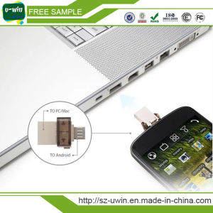 Real Capacity Mini OTG External Storage USB Flash Drive pictures & photos