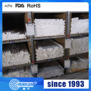 PTFE Teflon Bronze Filled Extruding Extruded /Moulding Moulded Rods, Bars pictures & photos