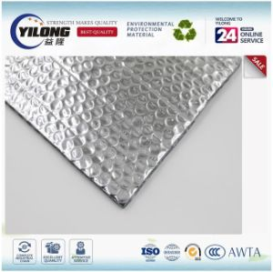Waterproof Aluminum Foil Bubble Building Insulation Material pictures & photos
