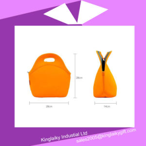 Customized Lunch Bag with Logo for Gift (KLB-012) pictures & photos