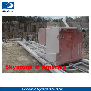 Skystone Quarry Wire Saw Machine pictures & photos