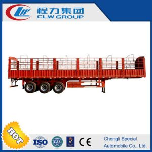 Customize Quality, Size Cargo Truck Semi Trailer pictures & photos