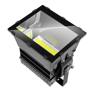 100000lm City Square LED Floodlight 1000W Outdoor LED Lamp Meanwell Driver CREE Chip pictures & photos