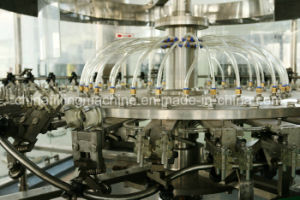 Automatic Carbonated Soda Water Filling Plant with Ce Certificate pictures & photos