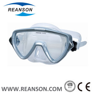 Diving Mask with Automatic Buckle pictures & photos