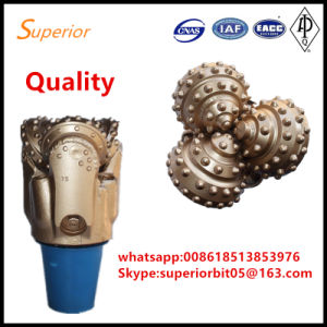 Tricone Bit with Steel Tooth for Water Gas Oil Drilling Equipments from China pictures & photos